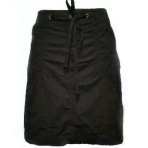 Dresses & Skirts - Black Chino Mini Skirt